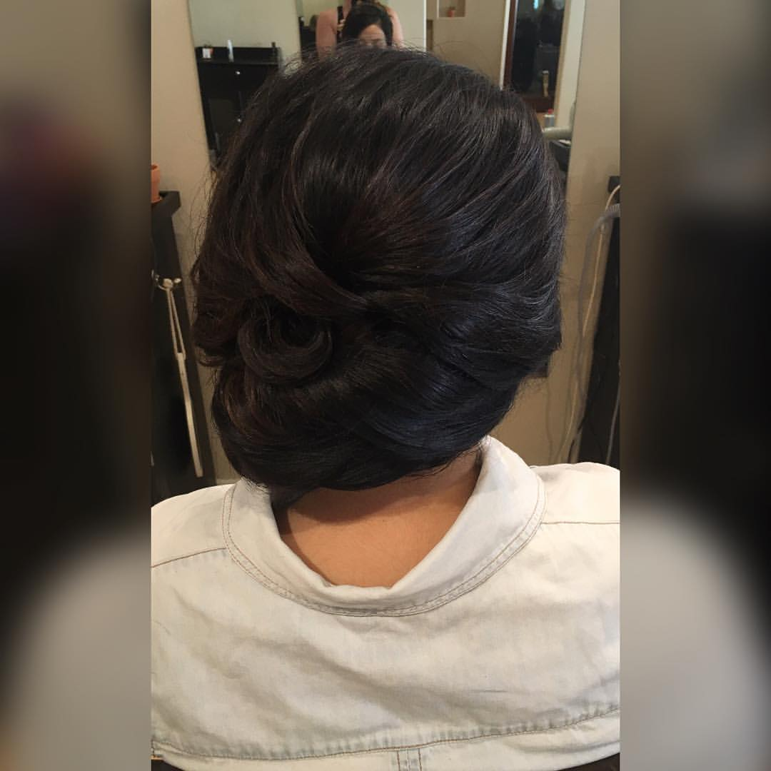 professional updos | janice hair design